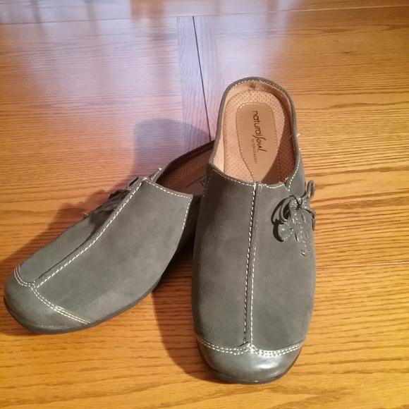 Naturalizer Slip On Leather Shoe | Poshmark